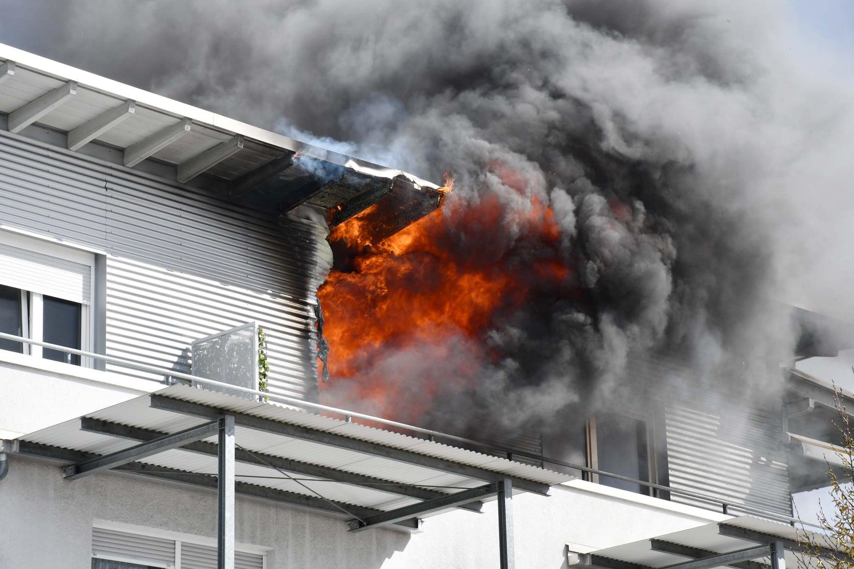 Feuerwehreinsatz 04/2021