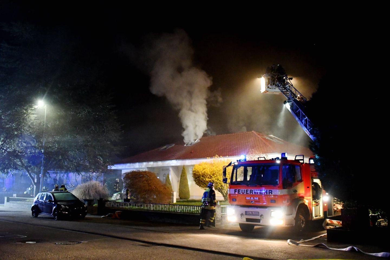 Feuerwehreinsatz 03/2021