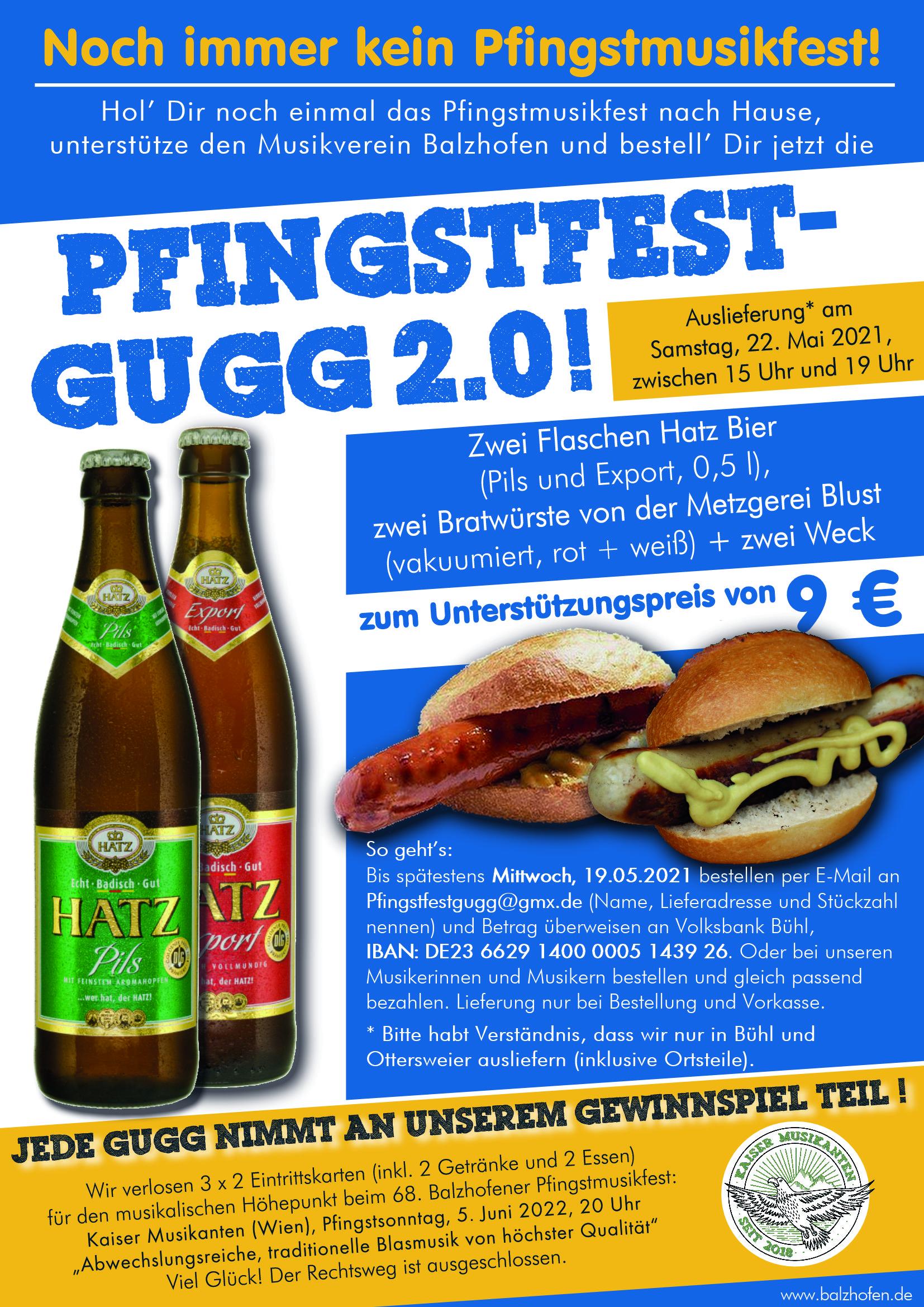 Pfingstfestgugg 2021